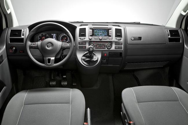 Volkswagen Multivan Outdoor Edition 2014 interior 05