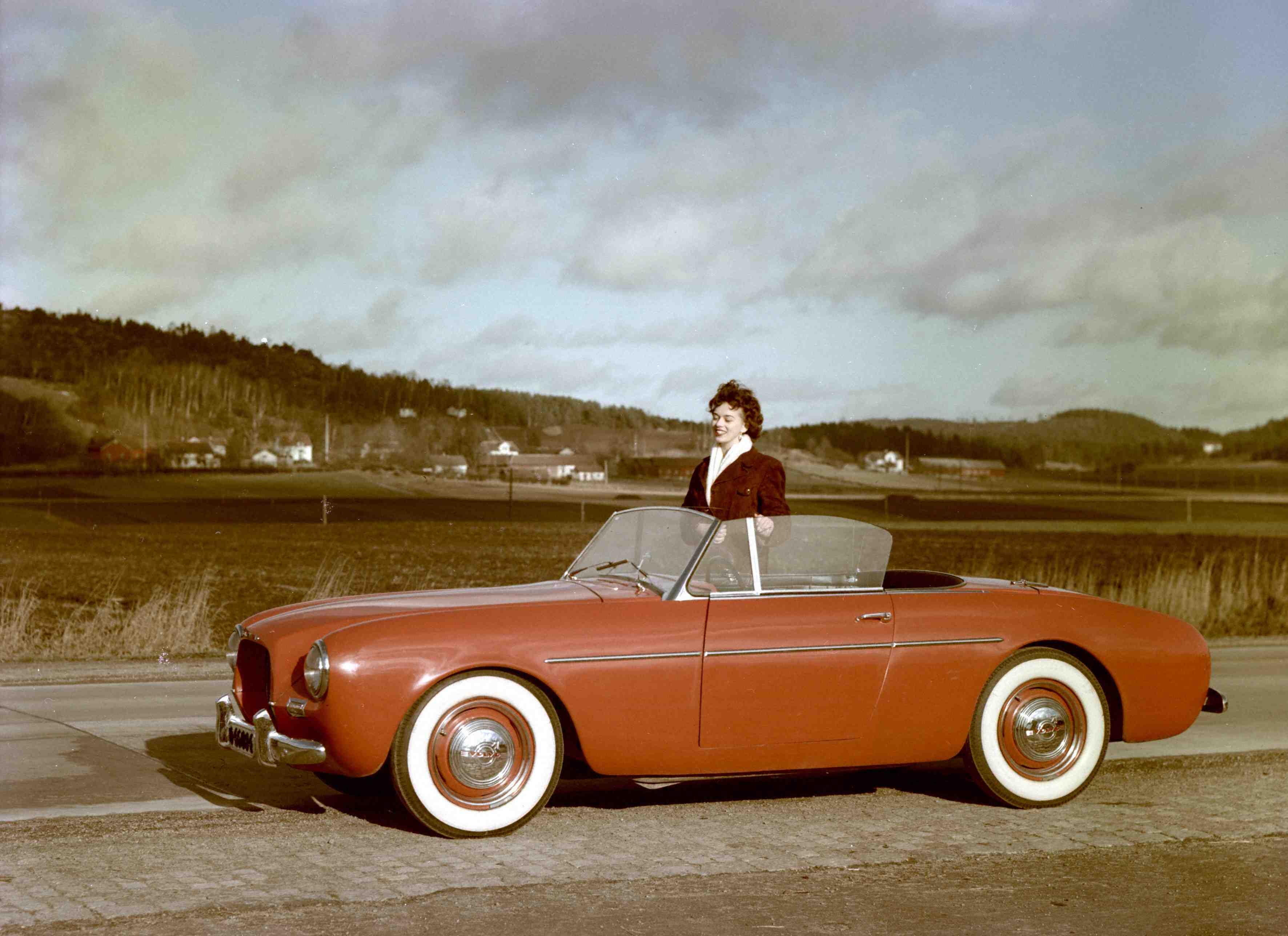 Volvo Sport 1954 05