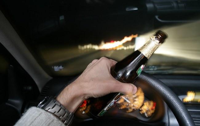alcohol conduccion