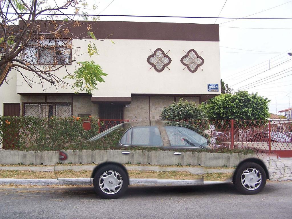 coche invisible