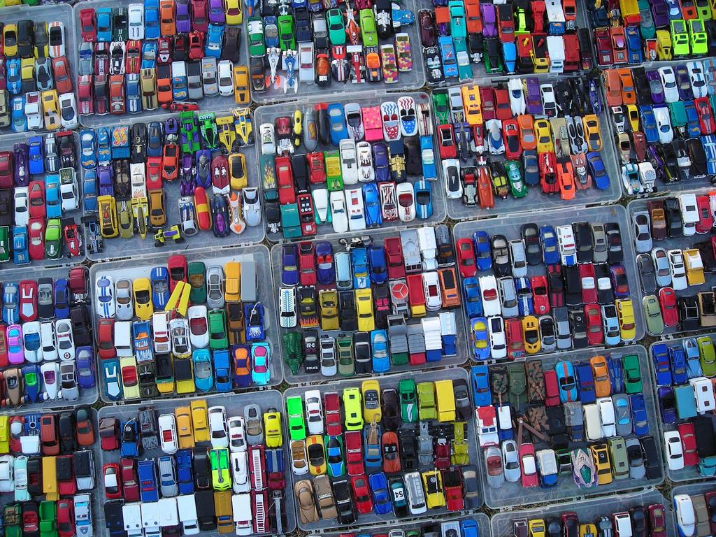 coches de juguete coleccion