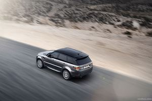 Land Rover Range Rover Sport (L494) 2013