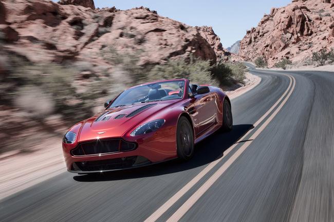 Aston Martin V12 Vantage S Roadster 2014 05