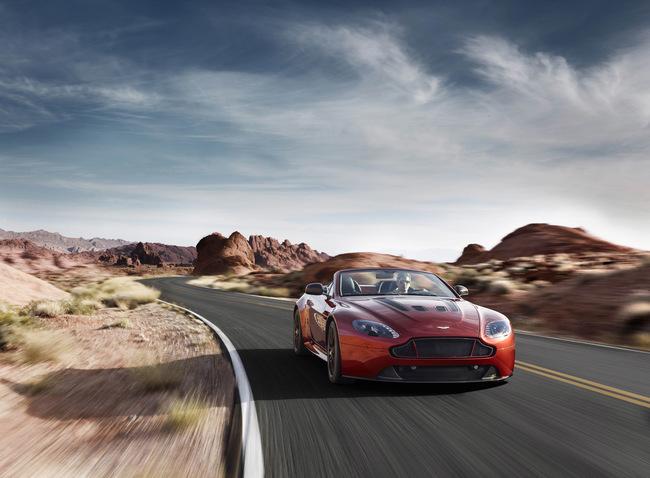 Aston Martin V12 Vantage S Roadster 2014 06