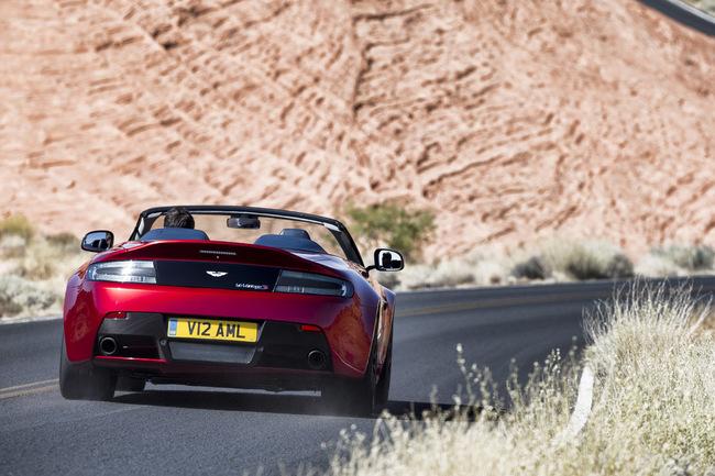 Aston Martin V12 Vantage S Roadster 2014 10