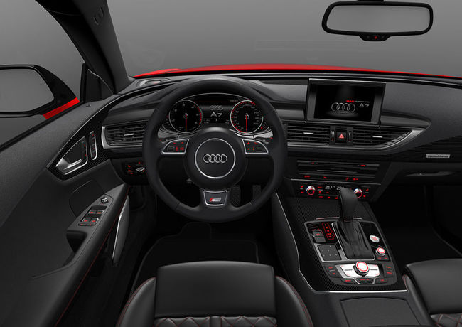 Audi A7 Sportback Competition 2014 interior