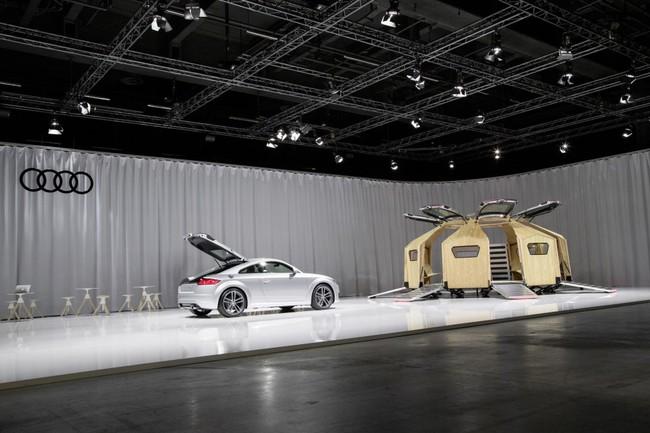 Audi TT Pavilion concept 2014 03