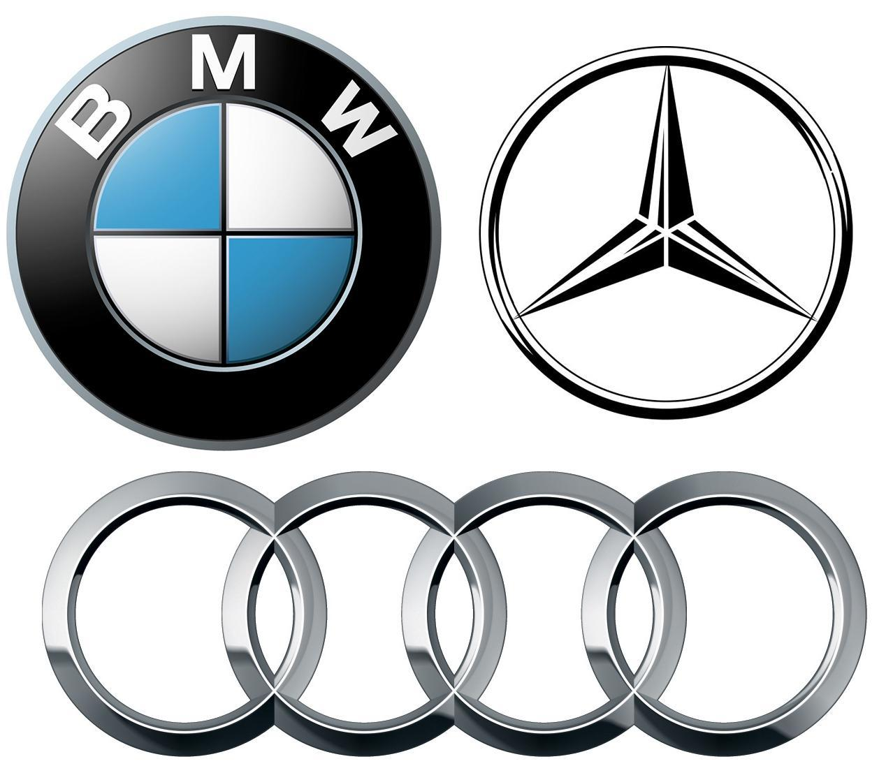 BMW-Audi-Mercedes