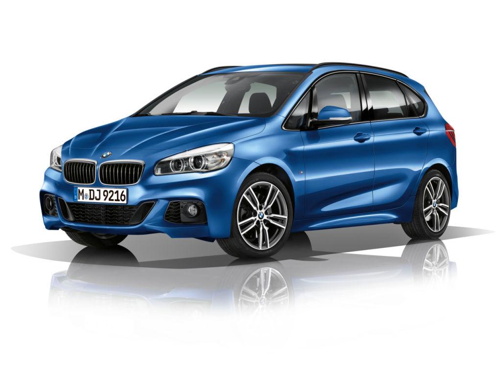 BMW Serie 2 Active Tourer paquete M 2014 01