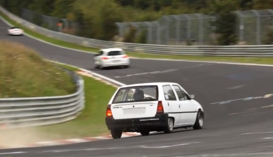Citroen AX Nurburgring 9-55