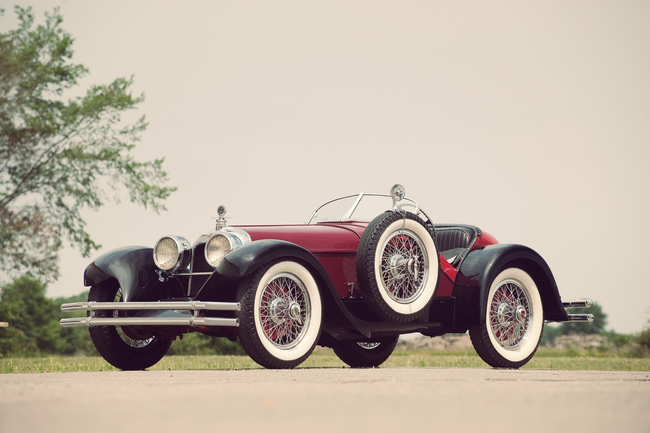 Duesenberg Model A Speedster 1924 12