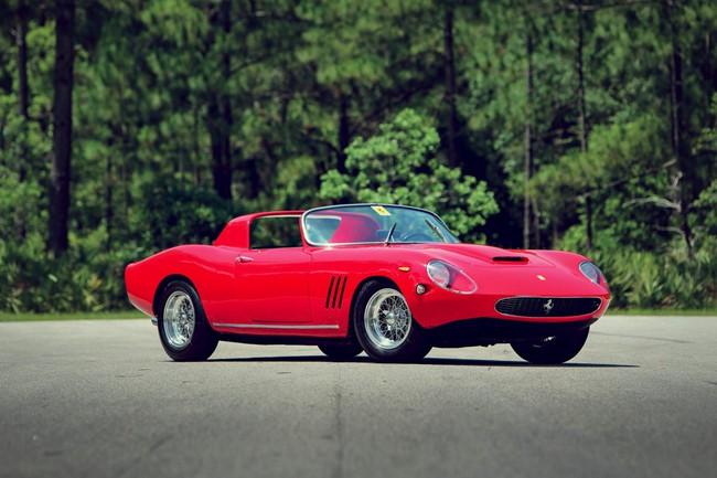 Ferrari 250 GT N.A.R.T. Spider by Fantuzzi 1961 01