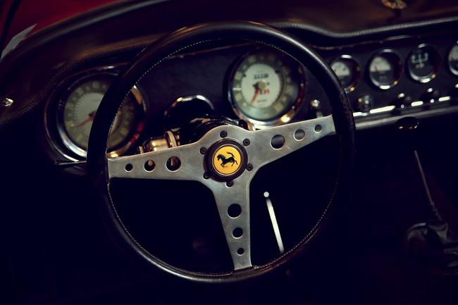 Ferrari 250 GT N.A.R.T. Spider by Fantuzzi 1961 11