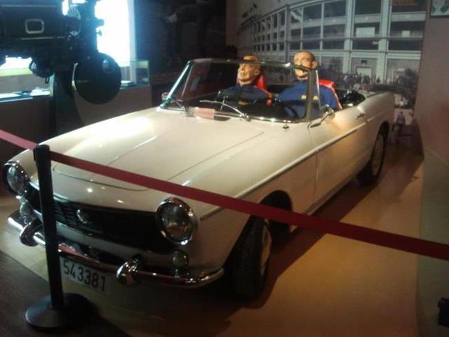 Fiat 1500 Cabriolet Di Stefano 02
