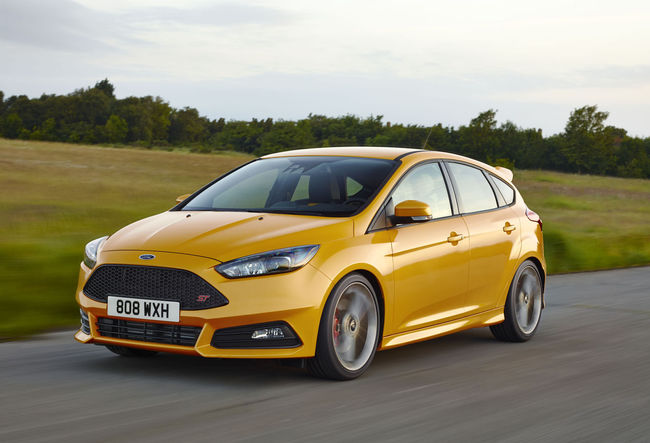 Ford Focus ST 2014 05