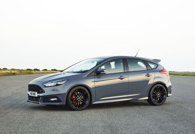 Ford Focus ST 2014 10