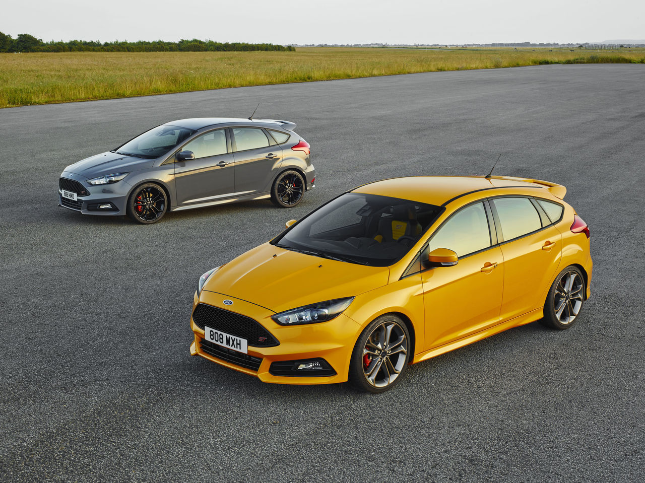 Ford Focus ST 2014 15
