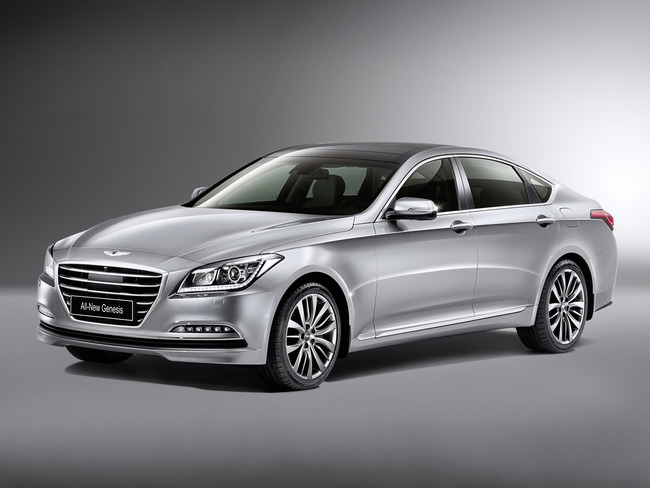 Hyundai Genesis 2014 09