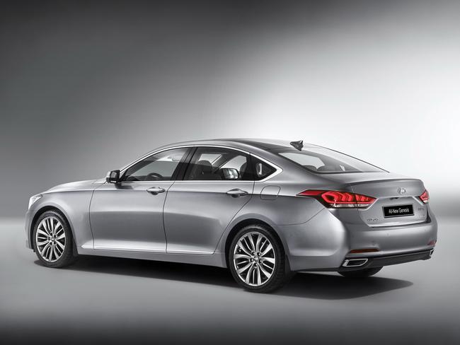 Hyundai Genesis 2014 11