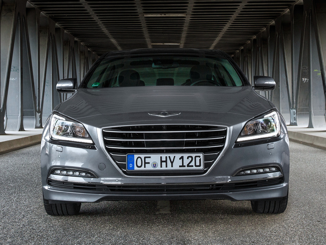 Hyundai Genesis 2014 13