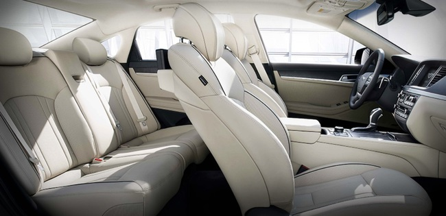 Hyundai Genesis 2014 interior 04