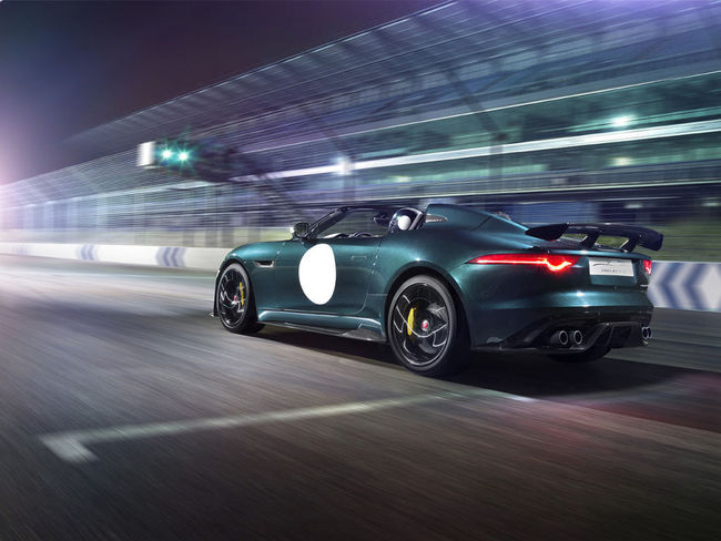 Jaguar Project 7 2014 10