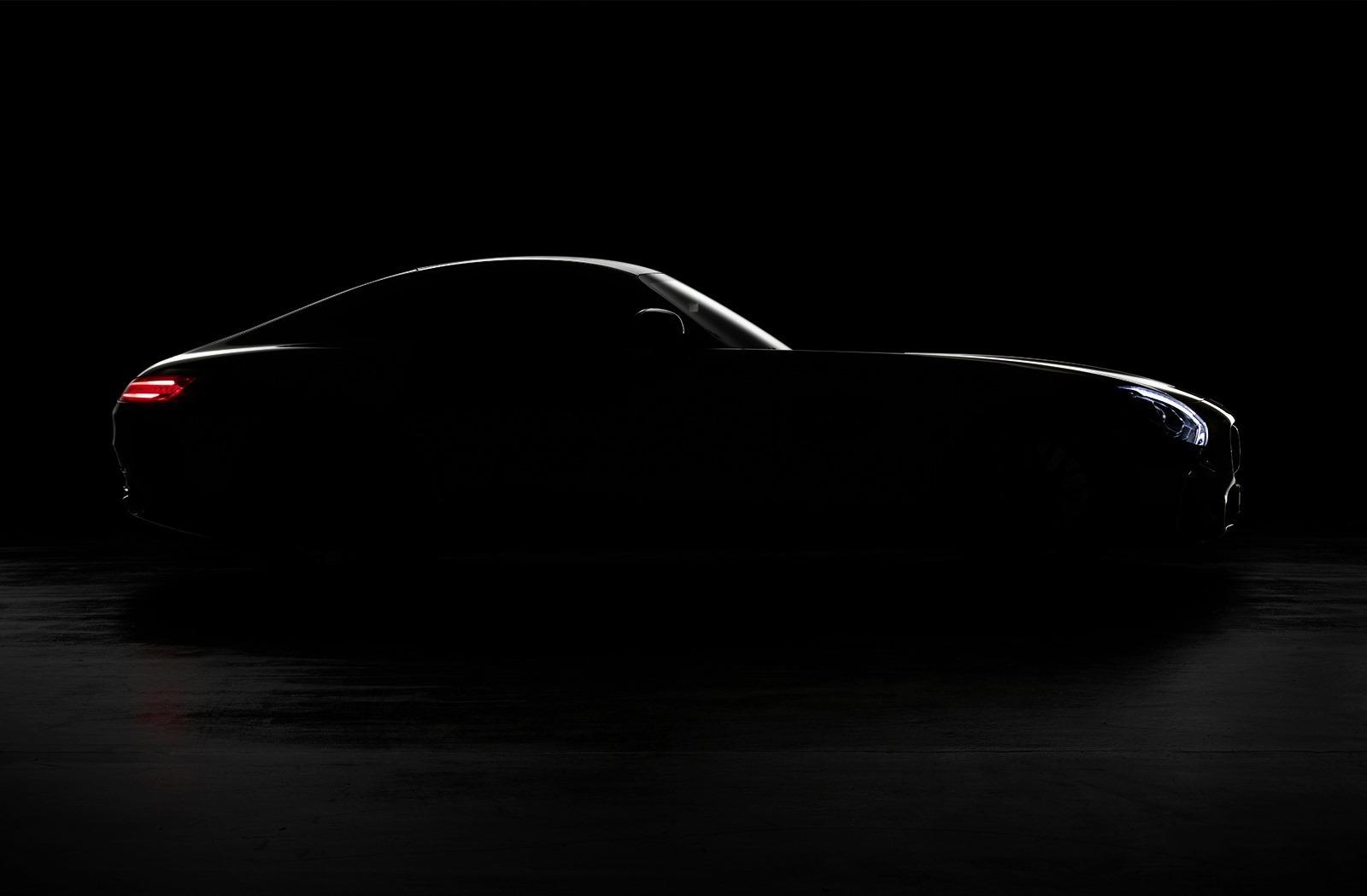 Mercedes AMG GT Exterior 2014 01
