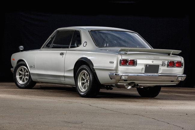 Nissan Skyline HT 2000GT-R 1972 03