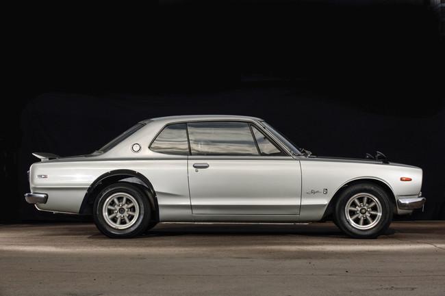 Nissan Skyline HT 2000GT-R 1972 06