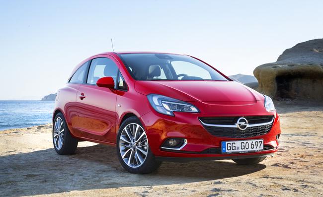 Opel Corsa 2014 05