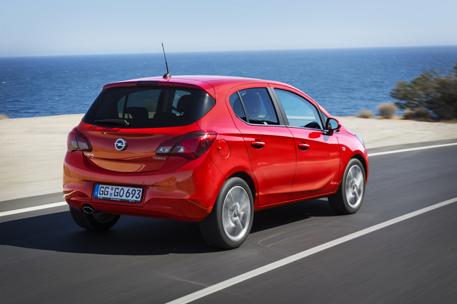 Opel Corsa 2014 10