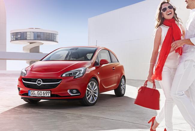 Opel Corsa 2014 17