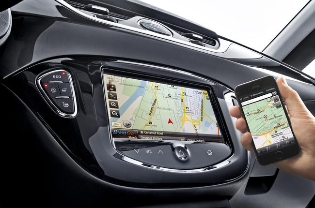 Opel Corsa 2014 interior 04
