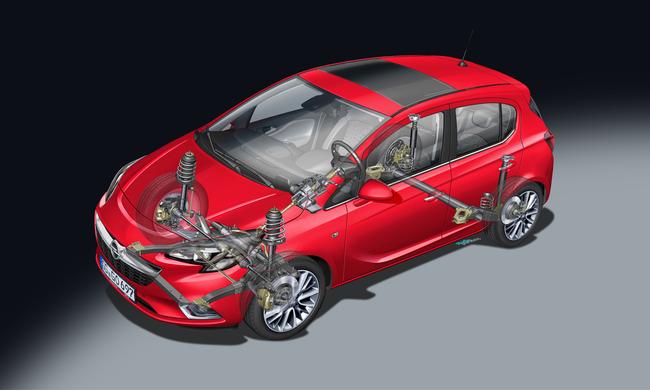 Opel Corsa 2014 tecnica 01
