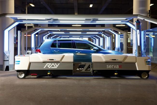 Ray robot aparcamiento automatico 07