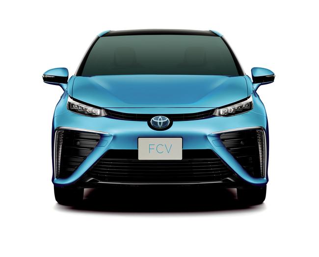 Toyota FCV 2015 01
