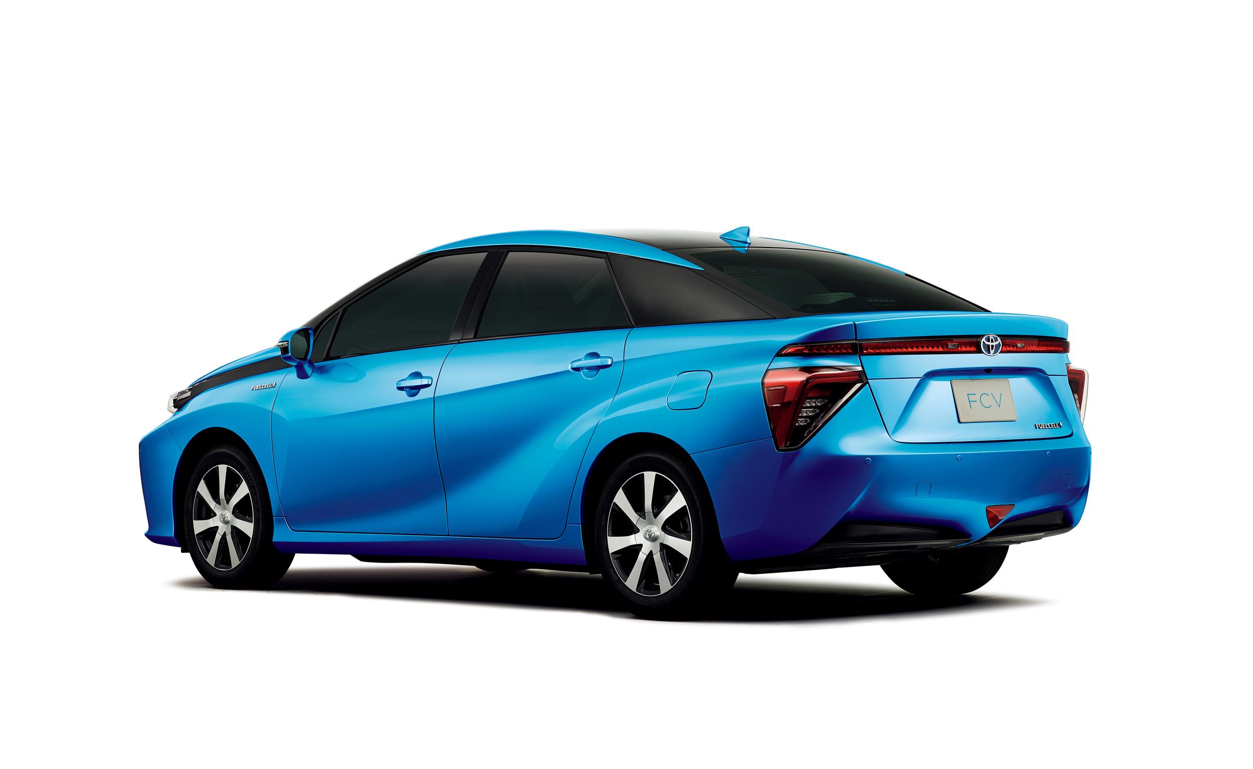 Toyota FCV 2015 03