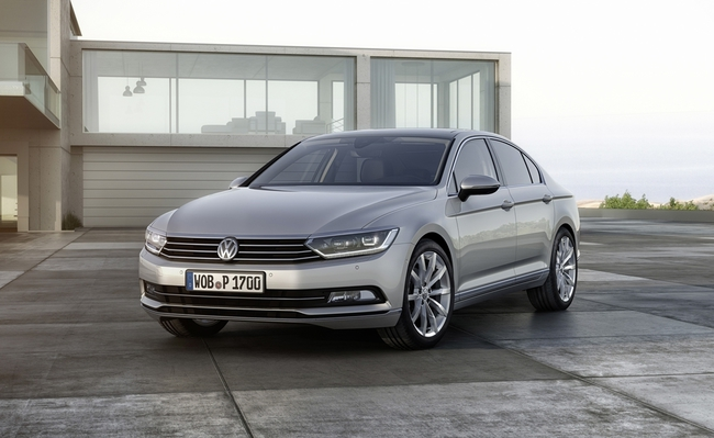 Volkswagen Passat 2015 12