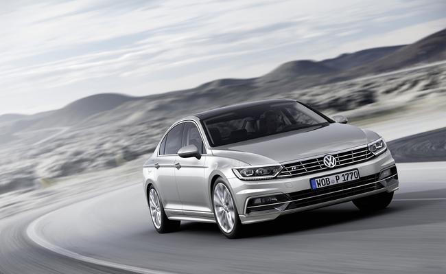Volkswagen Passat 2015 15