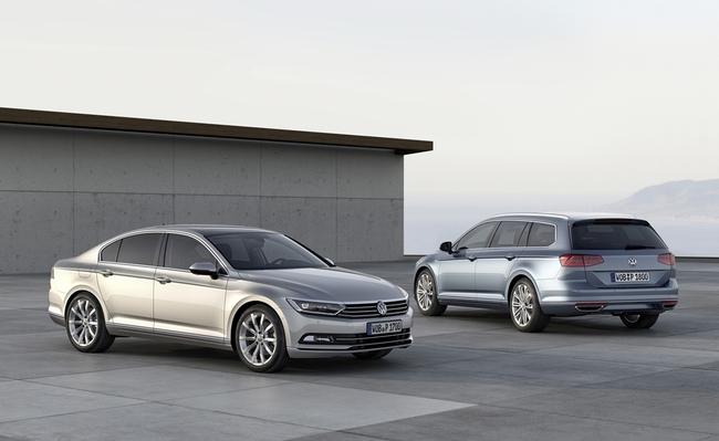 Volkswagen Passat 2015 carrocerias 01