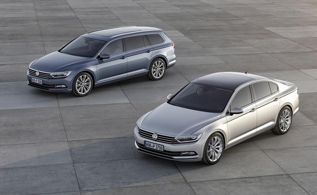 Volkswagen Passat 2015 carrocerias 02