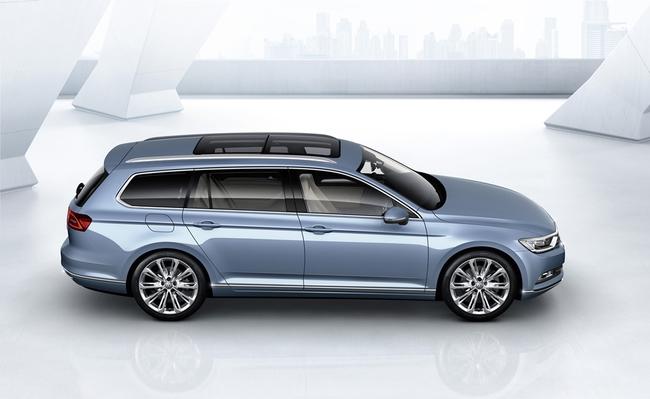 Volkswagen Passat Variant 2015 04