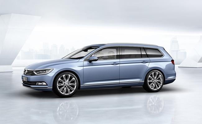 Volkswagen Passat Variant 2015 06