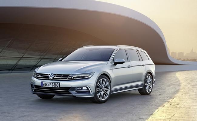 Volkswagen Passat Variant 2015 14