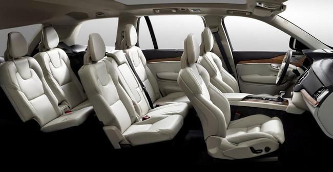 Volvo XC90 2015 interior 02