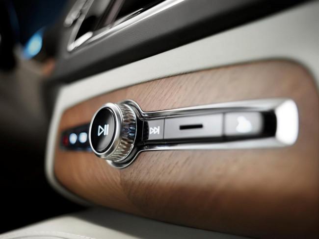 Volvo XC90 2015 interior 03