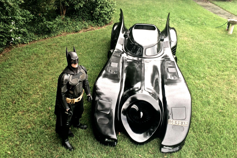 Zac Mihajlovic Batmobil Batman