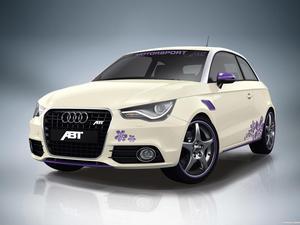 Audi A1 AS1 ABT 2010