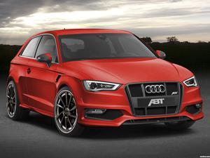 Audi ABT AS3 2013