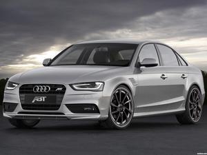 Audi ABT A4 2012